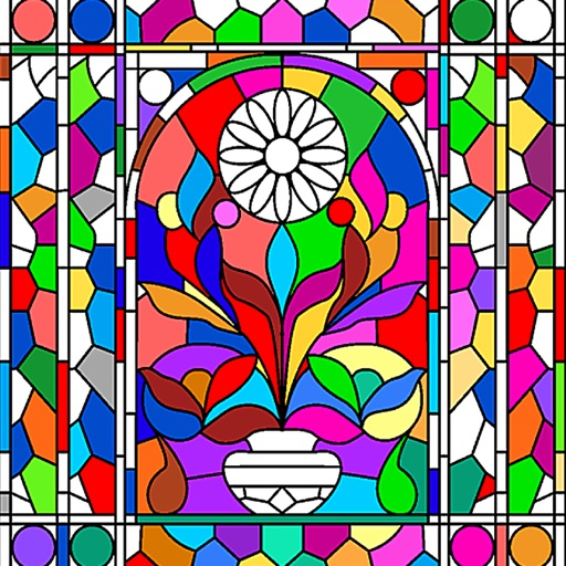 Secret Garden - Mandala Coloring Book & Stress Relieving Therapy iOS App