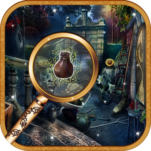 Paranormal Files - Hidden Objects game for kids, girls and adults iOS App
