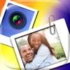 即時拼貼相機 - 美麗的圖片框架和照片效果