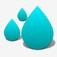 RainMap/ 雨量マップ時計