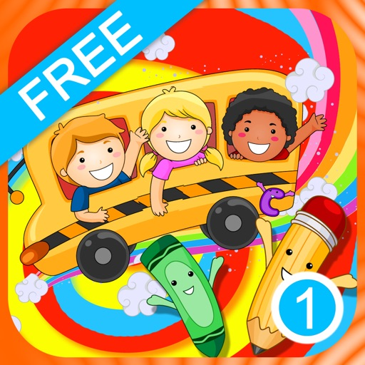 Coloring Book Animals (FREE) iOS App