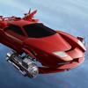 daniel gonzalez - Flying Car Driving Simulator: Extreme Muscle Car Flight Pilot artwork