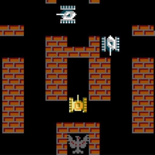Pixel Tank Battle