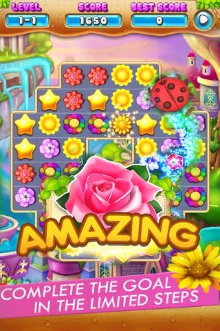 Blossom Garden - Village Flower screenshot 3