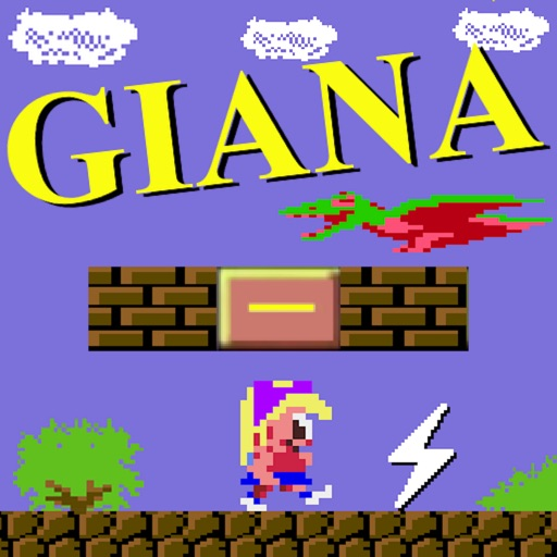 Giana Sisters: retro World