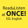 ENGLISH ESL READ & LISTEN AT ONCE! DAILY CONVERSATIONS