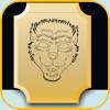 Masken Malbuch - Halloween-Spiele Lernen Malbuch für Kinder