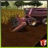 Farm Harvester Simulator – Farming tractor driving & trucker simulator game simulator