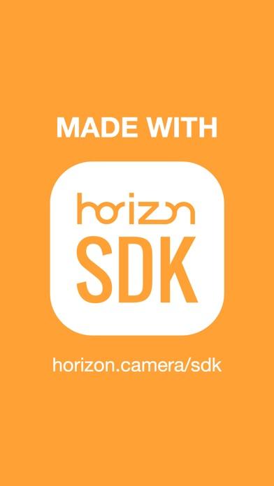 Screenshot of Horizon Camera5