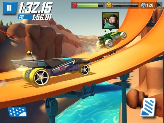 Игра Hot Wheels: Race Off