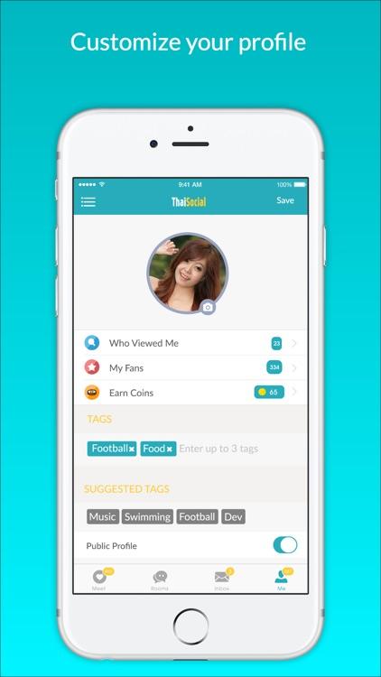 Thai flirting app