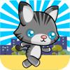 Cat Runner - Free Adventure Running Game for Kids App