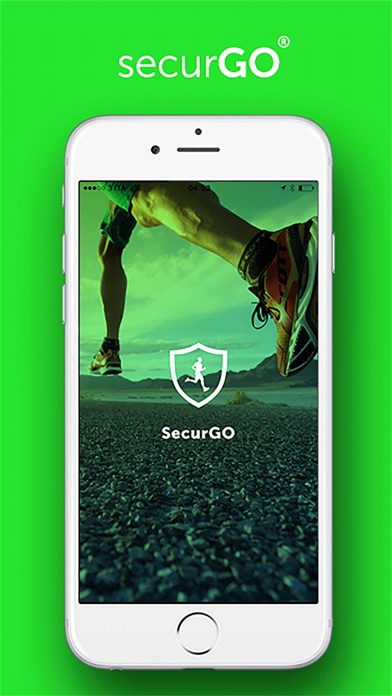 SecurGo Screenshot