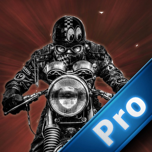 Real Biker Chase Pro - Incredible Motorcycle Old Game iOS App