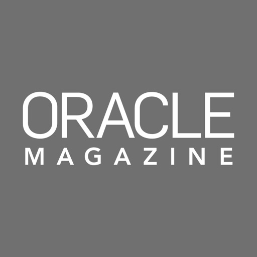 Oracle Magazine Mobile