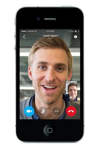 Skype for Business screenshot 1