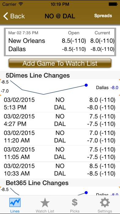 Sports Bet Lines Add img-1