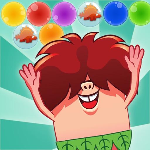 Good Dino Bubble Shooter iOS App