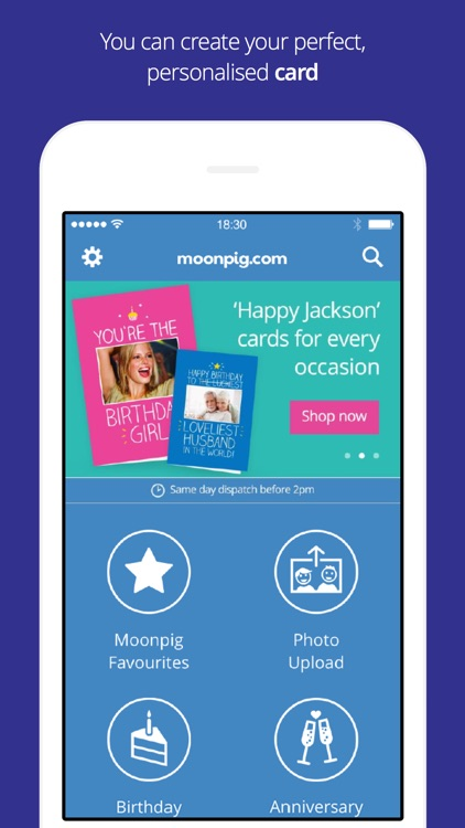 Moonpig au send personalised greeting cards by moonpig moonpig au send personalised greeting cards m4hsunfo