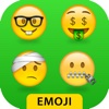 Emoji Keyboard - Extra Emojis Smiley Icons & Animated Emoticon Art Fonts Texting, Themes with Color, Fonts and Emoji Emoticons, Keyboard for iPhone, iPad & Free Stickers Pictures, Text Messages Apps