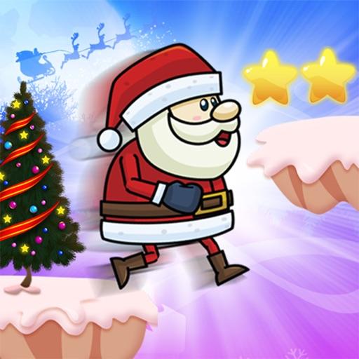 Santa Claus - santa tracker Candy world Icon