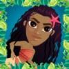 Jungle Lady - Moana Versions