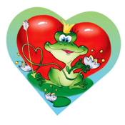 Love cards free (romantic and greeting cards) icon