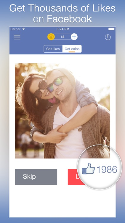 Likes for Facebook - Get Likes & Followers for FB by Made in Russia