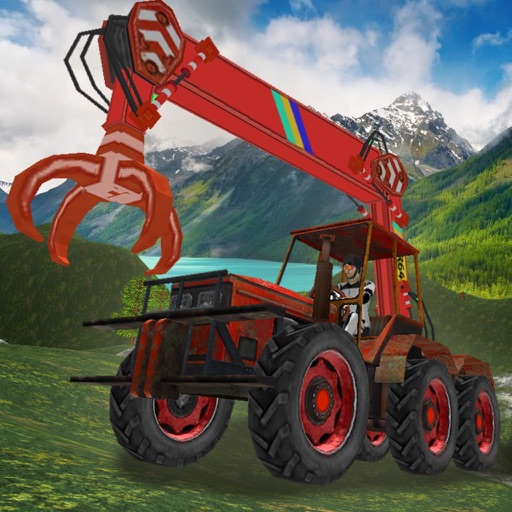 Ranger Forestry Tractor iOS App
