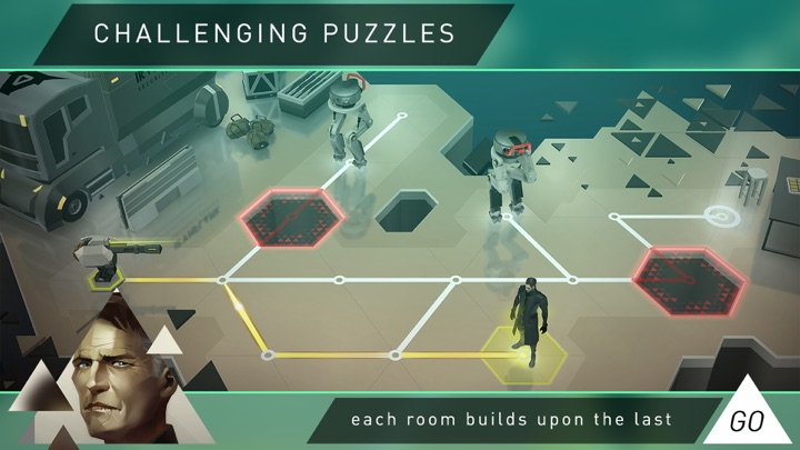 Deus Ex GO Screenshots
