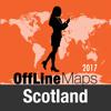 Scotland Offline Map and Travel Trip Guide
