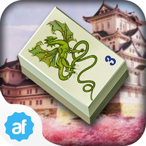 Mahjong Japanese Solitaire Free Gold Version