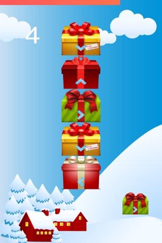Santas Present Swipe screenshot 2