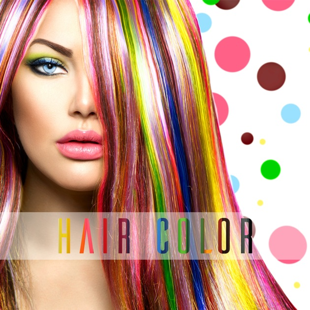 Hair Color ChangerHair Style Salon on the App Store