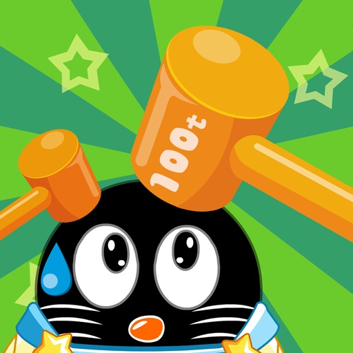 Baby & Mole(All babies love peekaboo) iOS App