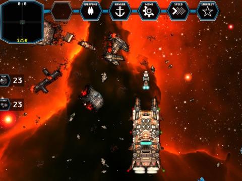 Screenshot #4 for Space Borders: Alien Encounter
