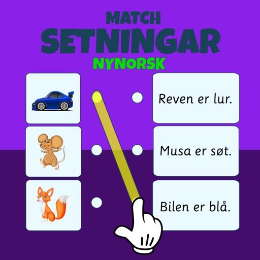 Match - Setningar (Nynorsk) iOS App