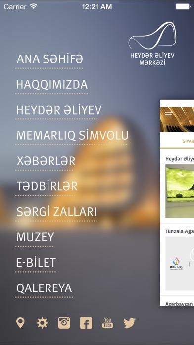 download Heydar Aliyev Center apps 0