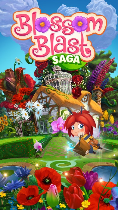 Screenshot of Blossom Blast Saga5