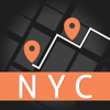 New York City Travel Guide and Offline Map