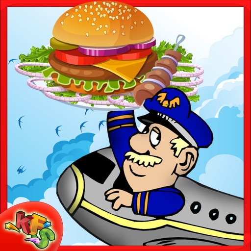 Airline Food Maker – Cooking fun for crazy chefs iOS App