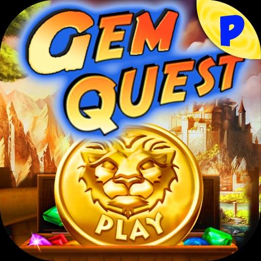 Super Gem Quest - The Jewels (pro version) iOS App
