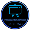 Templates for Keynote(16x9 size)