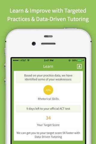 ACT Up - ACT Test Prep and Tutoring screenshot 4