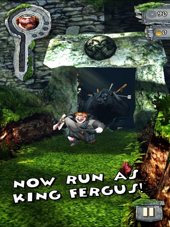 Screenshot #3 for Temple Run: Brave