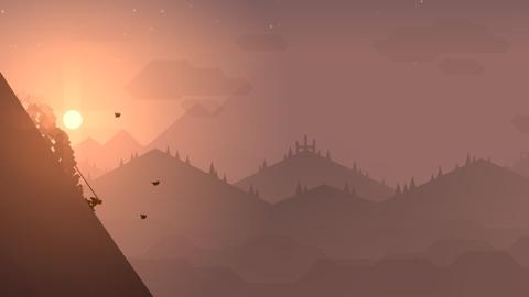 Screenshot #12 for Alto's Adventure