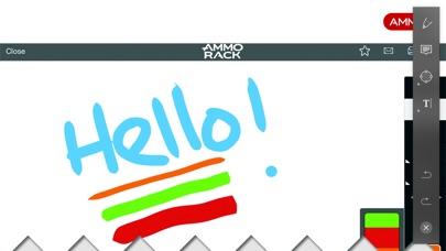 Screenshot of AMMO Rack3