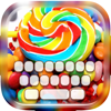 Keyboard – Candy : Custom Color & Wallpaper Cute Themes Design For Sweets Wiki