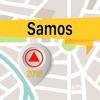 Samos 離線地圖導航和指南