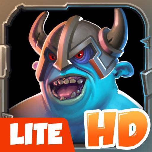 Treasure Defense HD Lite iOS App